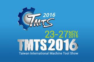 Taiwan International Machine Tool Show (TMTS 2016)