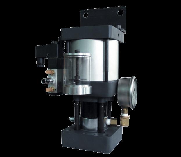 AE-35B Pneumatic/Hydraulic converter