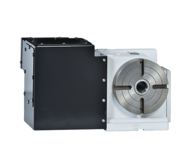 VRNC-210L 左手型CNC电脑数控分度盘